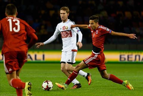 Luxembourg vs Belarus 2h45 ngày 1611 (UEFA Nations League 201819) hình ảnh