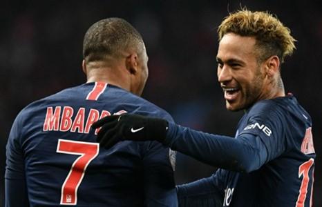 Mbappe va Neymar
