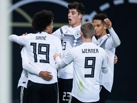 Video Đức vs Nga 3-0 clip bàn thắng Giao hữu quốc tế 2018 hình ảnh
