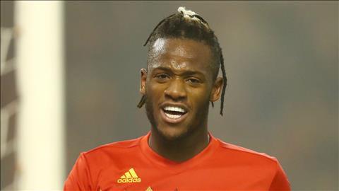 Chi 25 triệu bảng, Roma muốn mua Michy Batshuayi của Chelsea hình ảnh