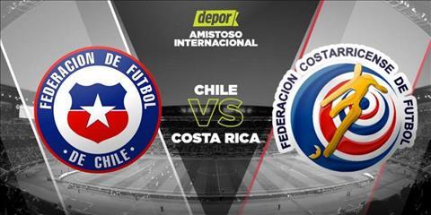 Chile vs Costa Rica 07h15 ngày 1711 (Giao hữu quốc tế) hình ảnh