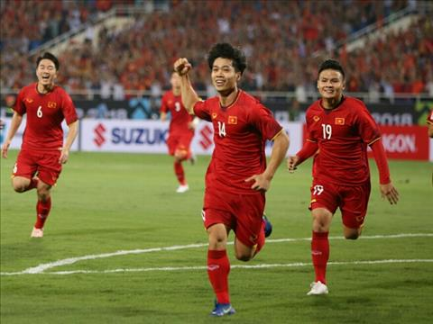 Tuyển Việt Nam mặc áo gì lượt đi chung kết AFF Cup 2018 hình ảnh