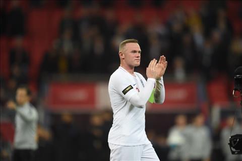 Rooney chia tay đội tuyển Anh và nói về quyết định rời MU hình ảnh