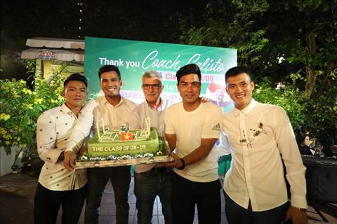 HLV Calisto muốn ĐT Việt Nam sẽ đánh bại Malaysia hình ảnh