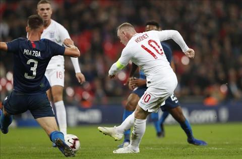 Wayne Rooney phát biểu về ĐT Anh và Harry Kane hình ảnh