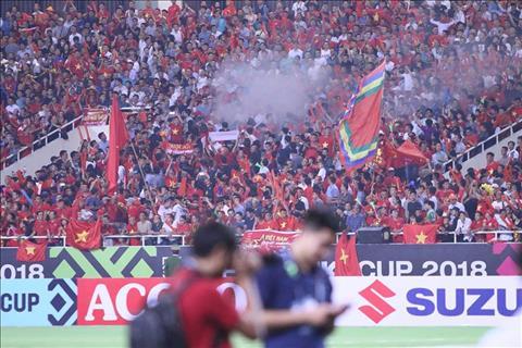 Bóng đá Việt Nam đối mặt án phạt cực nặng sau trận thắng Malaysia hình ảnh
