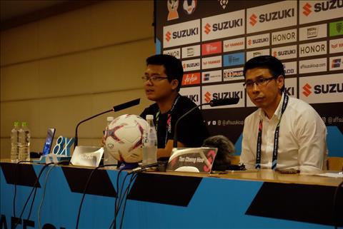 HLV tuyển Malaysia tiếc nuối khi Việt Nam suýt thắng Myanmar hình ảnh