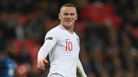 Tiền đạo Rooney được đồng đội tri ân sau trận thắng Mỹ hình ảnh