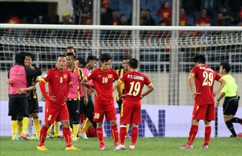 Video Việt Nam vs Malaysia 2-4 bán kết lượt về AFF 2014 hình ảnh