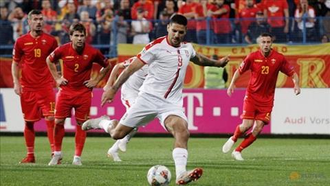 Serbia vs Montenegro 21h ngày 1711 (UEFA Nations League 201819) hình ảnh