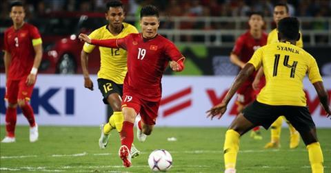 Tiền vệ Quang Hải bị chê đá dở ở trận Việt Nam 2-0 Malaysia hình ảnh