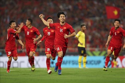 Dư âm Việt Nam 2-0 Malaysia Cuồng phong đỏ đánh tan hổ giấy hình ảnh