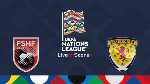 Albania vs Scotland 02h45 ngày 1811 (UEFA Nations League 201819) hình ảnh
