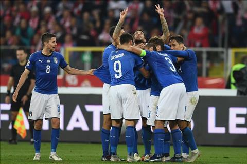 Italia vs Mỹ 2h45 ngày 2111 (Giao hữu quốc tế) hình ảnh