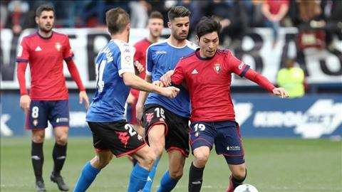 Osasuna vs Tenerife 0h00 ngày 1811 (Hạng 2 TBN 201819) hình ảnh