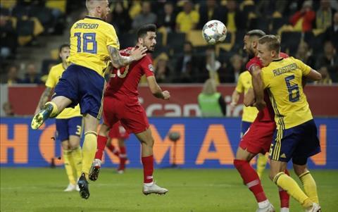 Thổ Nhĩ Kỳ vs Thụy Điển 0h00 ngày 1811 (UEFA Nations League 201819) hình ảnh