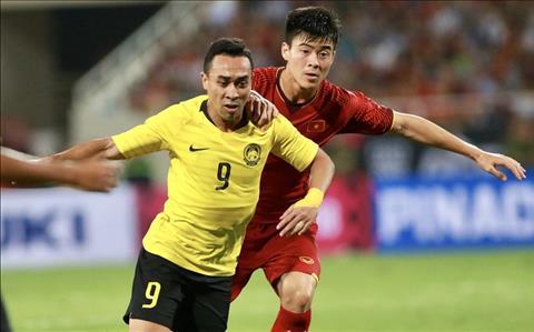 Tiền đạo Malaysia tự tin trước trận gặp Thái Lan hình ảnh
