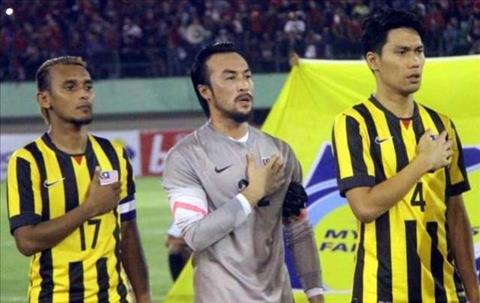 Thủ môn ĐT Malaysia thừa nhận đội nhà chơi hay hơn Việt Nam hình ảnh
