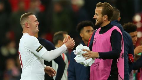 Kane tự tin phá vỡ kỷ lục ghi bàn của Rooney ở ĐT Anh hình ảnh