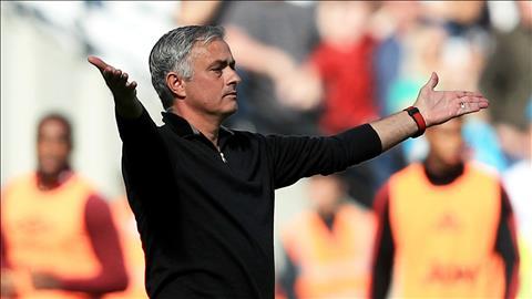 MU khó tìm được ai tốt hơn HLV Mourinho lúc này hình ảnh
