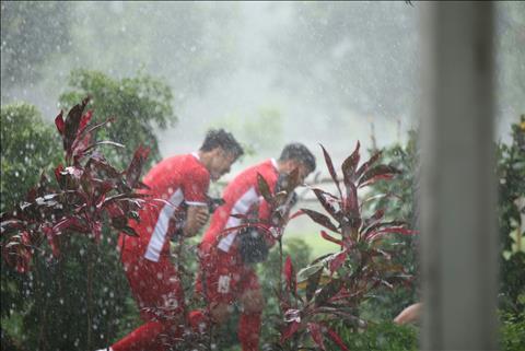 Khả năng có mưa ở trận Myanmar vs Việt Nam là rất thấp hình ảnh