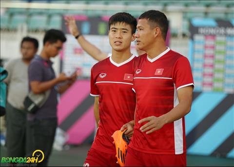 Anh Đức chia sẻ trước trận gặp Myanmar hình ảnh