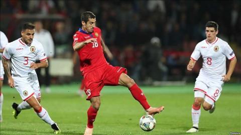 Liechtenstein vs Armenia 2h45 ngày 2011 (UEFA Nations League 201819) hình ảnh