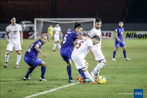 Trận đấu giữa Thái Lan và Philippines có thể bị hoãn vì bão hình ảnh