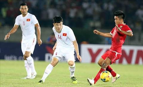 Thống kê ĐT Việt Nam bất bại trước Myanmar tại AFF Cup hình ảnh