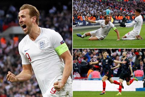 Anh vs Croatia vòng bảng UEFA Nations League Tam Sư giành vé hình ảnh