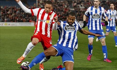 Almeria vs Deportivo 3h00 ngày 2011 (Hạng 2 TBN 201819) hình ảnh