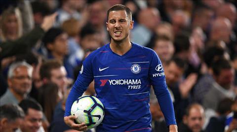 Tiền vệ Eden Hazard lên tiếng về tương lai hình ảnh