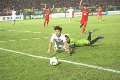 Dư âm Myanmar vs Việt Nam bị tước 1 bàn thắng hợp lệ, mất oan 11m hình ảnh