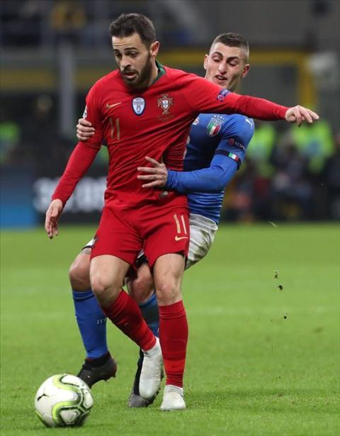 Bernardo Silva dính chấn thương, Man City lo sốt vó hình ảnh