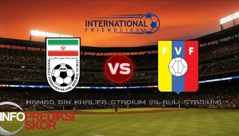 Iran vs Venezuela 22h00 ngày 2011 (Giao hữu Quốc tế) hình ảnh
