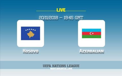 Kosovo vs Azerbaijan 2h45 ngày 2111 (UEFA Nations League 201819) hình ảnh