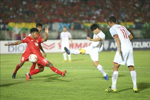 Những điểm nhấn đáng chú ý sau trận Myanmar 0-0 Việt Nam hình ảnh 2