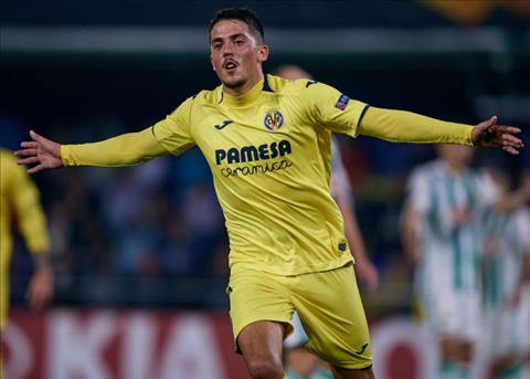 Arsenal muốn mua Pablo Fornals của Villarreal hình ảnh