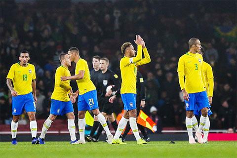 Brazil vs Cameroon 02h30 ngày 2111 (Giao hữu quốc tế) hình ảnh