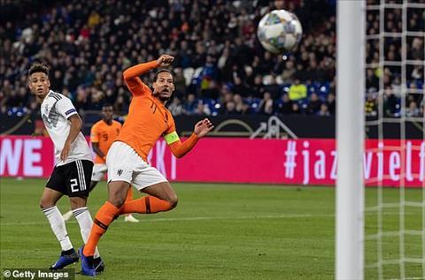 Video tong hop: Duc 2-2 Ha Lan (UEFA Nations League 2018/19)