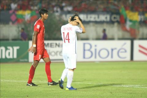 Dư âm Myanmar 0-0 Việt Nam Trận hòa cần thiết cho thầy trò Park  hình ảnh