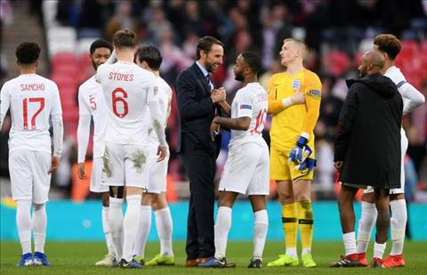 Southgate promises to continue to upgrade England Image 2