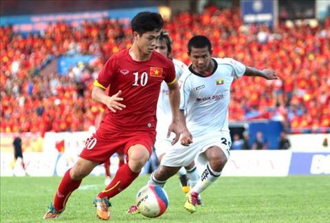 Những ấn tượng về cách tổ chức chuyên nghiệp Myanmar vs Việt Nam hình ảnh