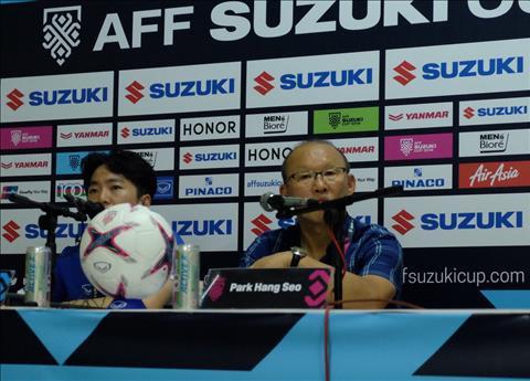 HLV Park Hang Seo từ chối bình luận về bàn thắng hụt của Văn Toàn hình ảnh