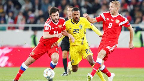 Thụy Điển vs Nga 2h45 ngày 2111 (UEFA Nations League 201819) hình ảnh