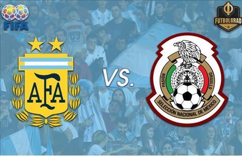 Argentina vs Mexico ava
