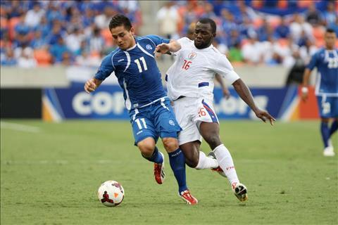El Salvador vs Haiti 8h00 ngày 2111 (Giao hữu quốc tế) hình ảnh