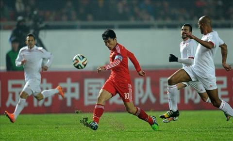 Trung Quốc vs Palestine 19h00 ngày 2011 (Giao hữu quốc tế) hình ảnh