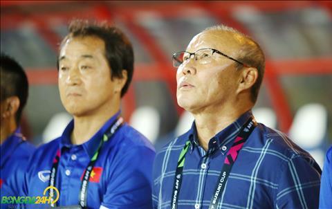Báo Hàn đánh giá cao tài cầm quân của HLV Park Hang Seo hình ảnh
