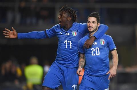 Roberto Mancini phát biểu sau trận Italia 1-0 Mỹ hình ảnh